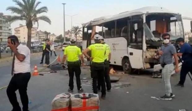 Tur otobüsü takla attı: 3 ölü, 5 yaralı - GÜNCEL Haberleri