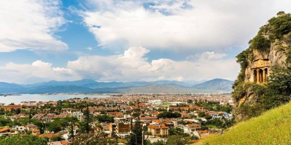 Fethiye'de gezilecek yerler: Aşıklar Tepesi