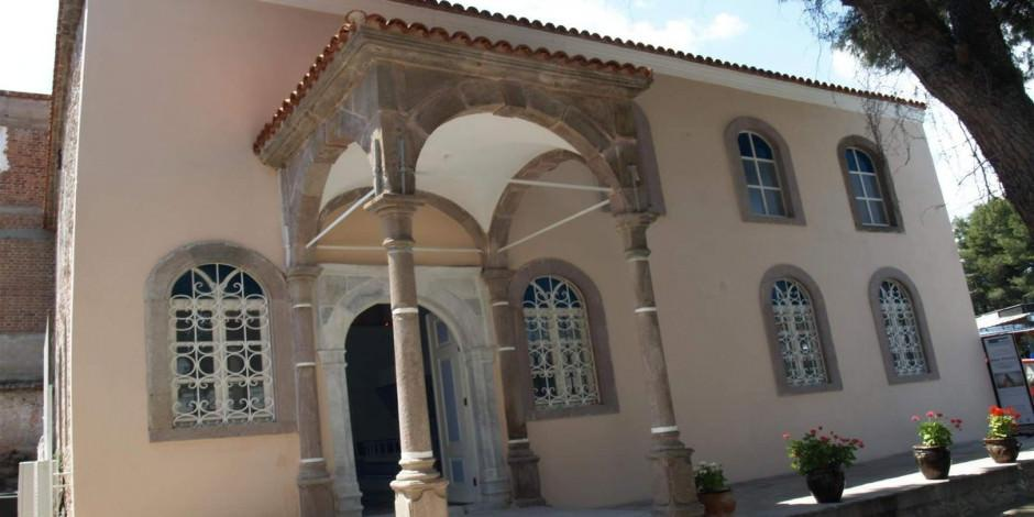 1875 yılında Osmanlı'nın inşa ettiği Yabest Sinagogu