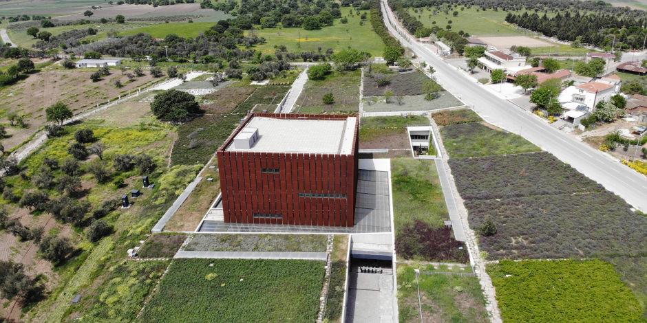 Troya Müzesi Avrupa'nın 'özel' ödülünü aldı