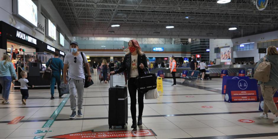 Türkiye'ye seyahat yasağı kalkınca İngiliz turist 10 kat arttı