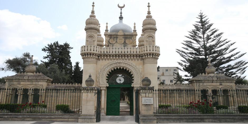 Akdeniz'in Tac Mahal'i: Malta Türk Şehitliği