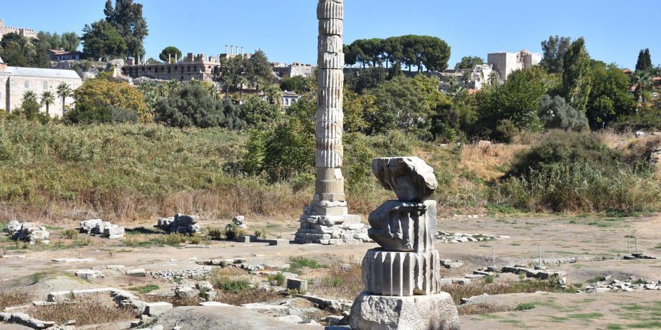 Dünya harikası 'Artemis'te çalışmalar bitti! Turizm patlaması olacak