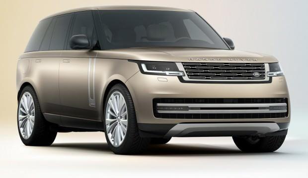 Range Rover'ın beşin SUV nesli tanıtıldı! İşte özellikleri