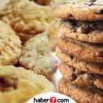 Kurabiye tarifleri: Elmalı kurabiye, tuzlu kurabiye, ıslak kurabiye nasıl yapılır?