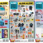 A101 3 Haziran Aktüel Kataloğu! Su arıtma cihazı, buzdolabı, bebek tekstili ve oto aksesuar ürünleri