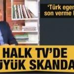 Halk TV'de büyük skandal! 'Türk egemenliğine son verme hakları...'