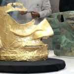 Çin'de 3 bin yıllık kalıntılardan yüzlerce eski eser çıktı