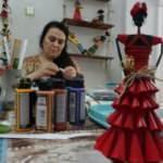 Hataylı ev hanımı karantinada hobisini ticarete dönüştürdü