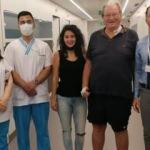 Muğla'da bir İngiliz kansere yakalandı, Türk hekimlerine güvendi