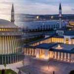 Ali Kuşçu Camisi, dünyada 'Leed Altın V4 Sertifikası' alan ilk camii oldu