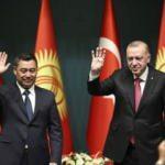Başkan Erdoğan-Cumhurbaşkanı Caparov basın toplantısında önemli mesajlar