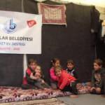 İdlib'de 450 hanelik Bağcılar Mahallesi kuruldu