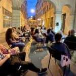 Macaristan'da Edebiyat Gecesi etkinliği