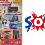 ŞOK 18 Haziran Aktüel Kataloğu! Tablet, televizyon, züccaciye, tekstil ve gıda ürünlerinde...