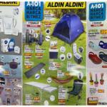 A101 1 Temmuz Aktüel Ürünler Kataloğu! Yemek takımı, elektronik, kamp ve bahçe ürünlerinde...