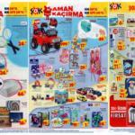 ŞOK 23 Haziran Aktüel Kataloğu! Tekstil, elektronik, oyuncak çeşitleri ve kişisel bakım ürünleri...