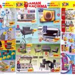 ŞOK 30 Haziran Aktüel Ürünler Kataloğu! Kanepe, 2'li koltuk, tv ünitesi, salıncak ve züccaciyede