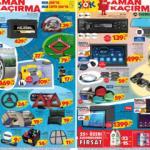 ŞOK 2 Temmuz Aktüel Kataloğu! GoodYear lastik, elektronik, oto aksesuar ve multimedya ürünlerinde