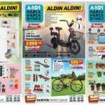 A101 15 Temmuz Aktüel Ürünler Kataloğu! Derin dondurucu, züccaciye, elektronik ve ev tekstili..