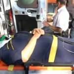 Bursa'da talihsiz kaza! Para çekmek isterken hastanelik oldu