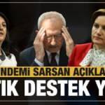 HDP'den Millet İttifakı'na yönelik bomba sözler! Buldan'dan CHP ve İYİ Parti'ye rest