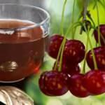 Vişne sapının faydaları nelerdir? Vişne sapı çayı tarifi...