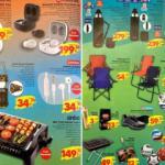 ŞOK 4 Ağustos Aktüel Kataloğu! Plaj sandalyesi, termos, piknik ve kamp ürünlerinde..