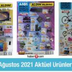 A101 12 Ağustos Aktüel Kataloğu! Züccaciye, elektronik, beyaz eşya, oyuncu seti ve mobilya ürünlerinde