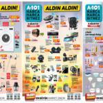 A101 5 Ağustos Aktüel Kataloğu! Bugüne özel yüzlerce üründe dev indirim kampanyası Aldın Aldın'da!