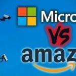 Microsoft ve Amazon 10 milyar dolarlık ihale için kapışıyor