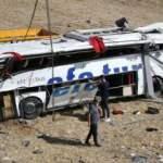 Son dakika haberi: Otobüs kazalarının önüne geçmek için atılması gereken 4 adım