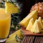 Ananas suyunun faydaları nelerdir? Her gün 1 bardak ananas suyu içmek hangi hastalıkları önler?