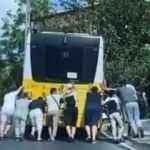 İBB'nin yanan ve bozulan otobüslerinin arkasından büyük skandal çıktı!
