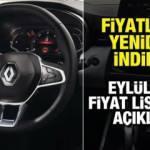 Renault 2021 Eylül ayı güncel fiyat listesinde 10 bin TL indirim yaptı!