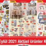BİM 17 Eylül 2021 Aktüel Kataloğu! Züccaciye, hırdavat, ev dekorasyon ve tekstil ürünlerinde..