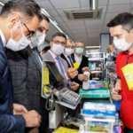 İstanbul'daki marketlerde 'fiyat ve etiket' denetimi