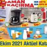 ŞOK 2 Ekim Cumartesi Aktüel Kataloğu Yayınlandı! Züccaciye, dekorasyon ve elektrikli mutfak ürünleri