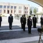 Rodos'u ziyaret eden Yunanistan Cumhurbaşkanına ayakkabı tepkisi