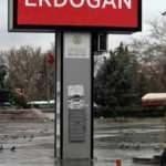 Türkiye'nin dört bir yanından 'Love Erdoğan' görselleri!