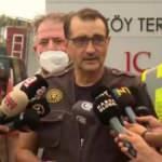 Bakan Dönmez: Santrali tehdit eden yangın söz konusu değil