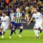 Fenerbahçe - Alanyaspor! CANLI