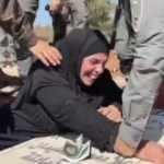 Çaresiz annenin gözyaşları: İsrail'den mezarlığı taşıma zulmü
