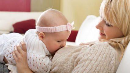 Bebeklerin doyup doymadığını ölçen uygulama: Momsense