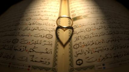 Evleneceğimiz kişi ve zaman belli mi? Evlilik kader mi, dua kaderi değiştirir mi?