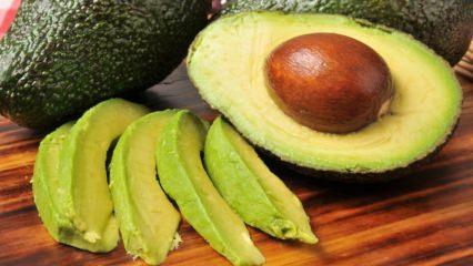 Avokadonun cilde faydaları nelerdir? Cilde nasıl sürülür?