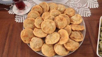 En lezzetli fincan böreği evde nasıl yapılır? Osmanlı'dan fincan böreği tarifi