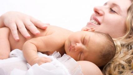 Kırkı çıkan bebeklere ne yapılır? 40 çıkarma hesaplama yöntemi