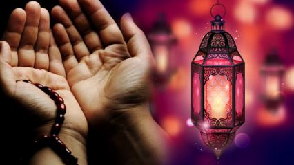 Peygamberimizin Ramazan ibadetleri! Peygamber Efendimiz (SAV) Ramazanı nasıl geçirirdi?
