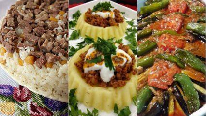 Sunumu şık olan pratik ana yemek tarifleri neler? En şık yemekler
